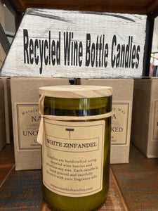 Napa Uncorked Candles