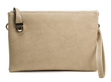 Load image into Gallery viewer, Monogram Clutch/Crossbody Handbag