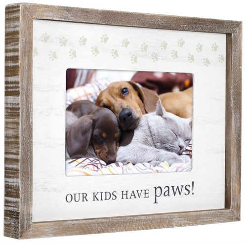Our Kids Have Paws