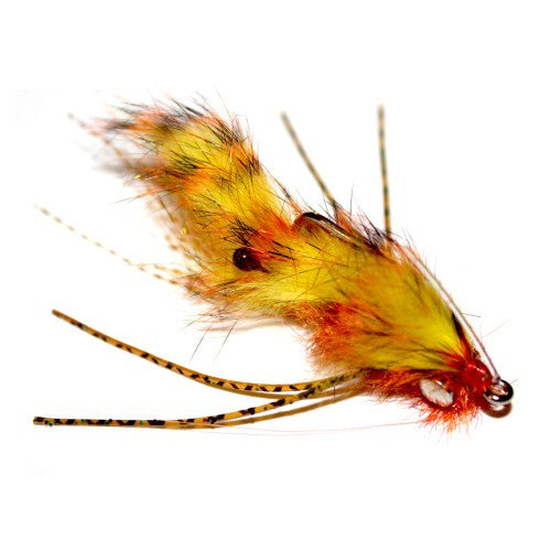 Steelie Bros Fly Co - Bazonker Shrimp