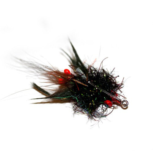 Steelie Bros Fly Co - Defensive Crab