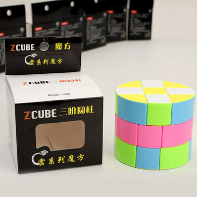 Z Cube Cylinder Cube