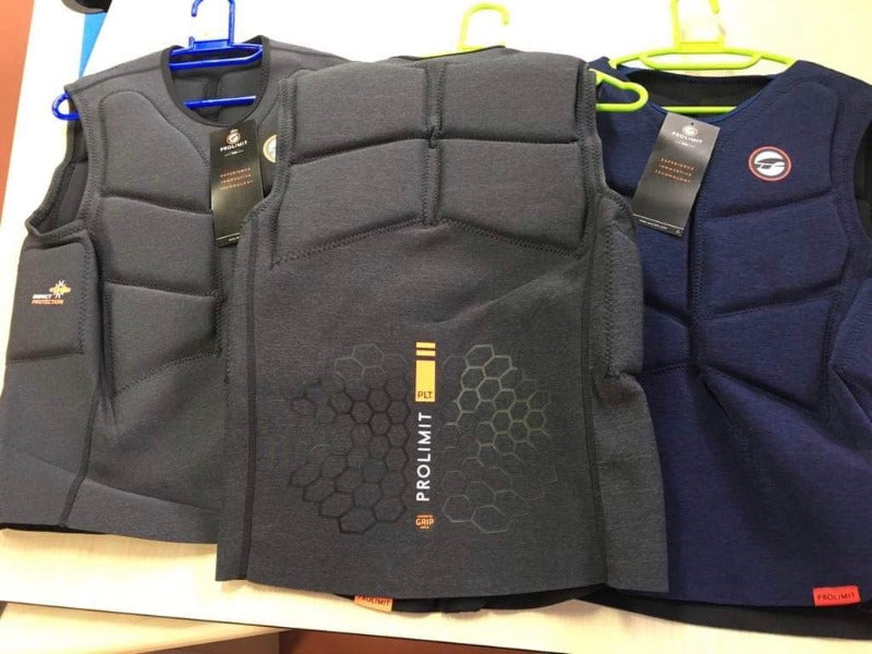Pro Limit Impact Vest (pull on, no zip)