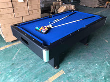 7ft Pool Table with Table Tennis Top