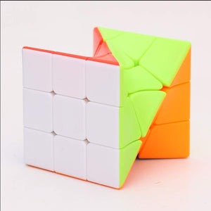 Z Cubes Twisted 3 x 3