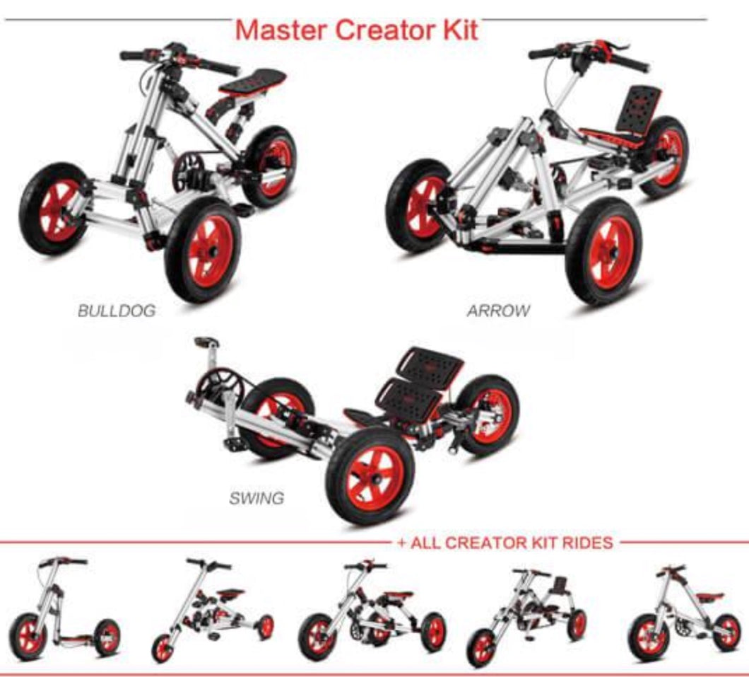 Create a Ride Master Creator