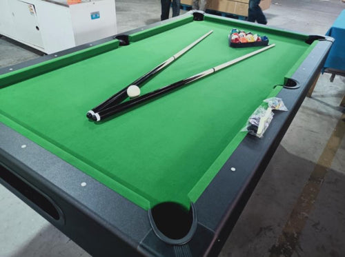 7ft Pool Table.  Due back in stock in December