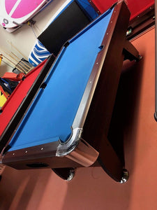 7' Pool Table.