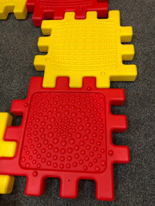 Sensory Tactile Pavers