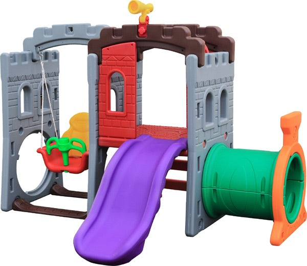 Castle Fort with Swing