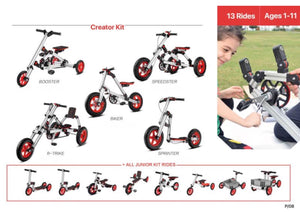 Create a Ride Creator Kit