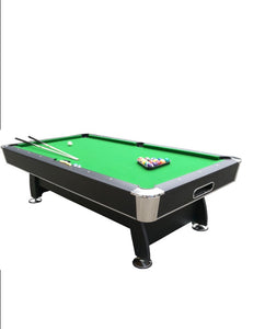 7' Pool Table with Optional 2 Piece Table Tennis Top