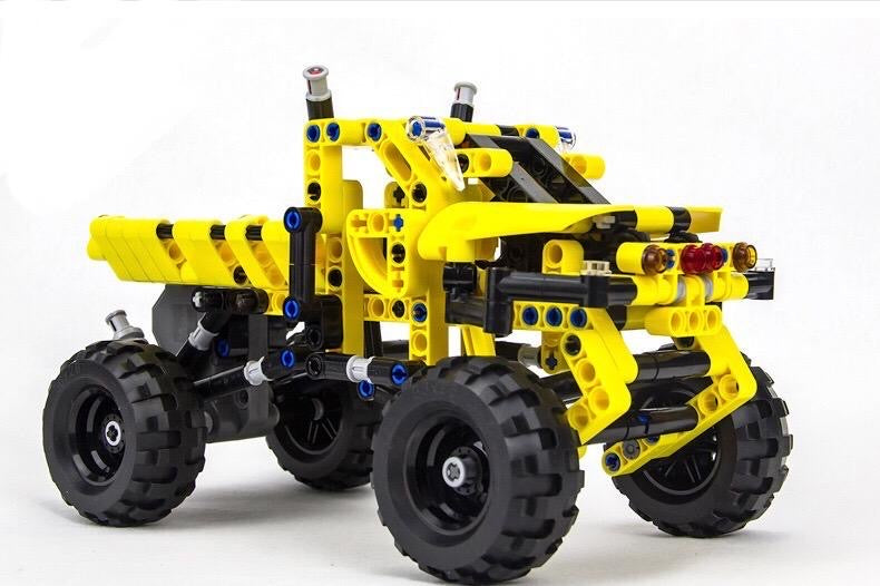 Build a Motorised Truck