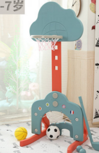 Basketball Hoop, Goal and Golf Target