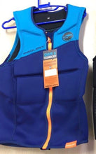 Pro Limit Impact/Bouyancy Vest with Zip