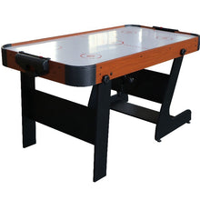 Fold Up Air Hockey Table