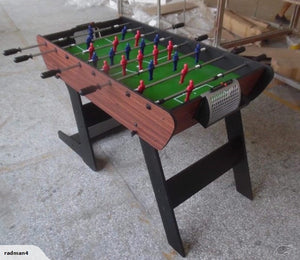 Fold Up Foosball Table