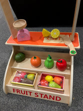 Kids Fruit Stand