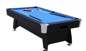 7ft Pool Table X03 (optional Table Tennis Top extra).