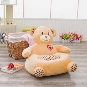 Kids Animal Cushion Seat Bear