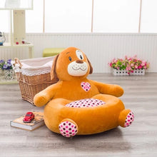 Kids Animal Cushion Seat Dog
