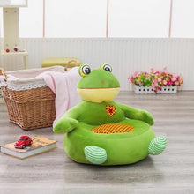 Kids Animal Cushion Seat Frog