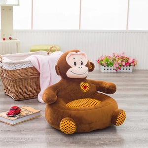 Kids Animal Cushion Seat Monkey