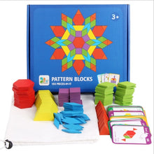 New Pattern Blocks and Cards