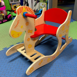 New Wooden Rocker 2