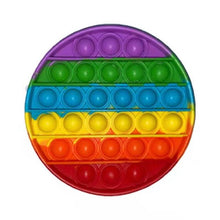 Push Pop (Popit) Rainbow Circle
