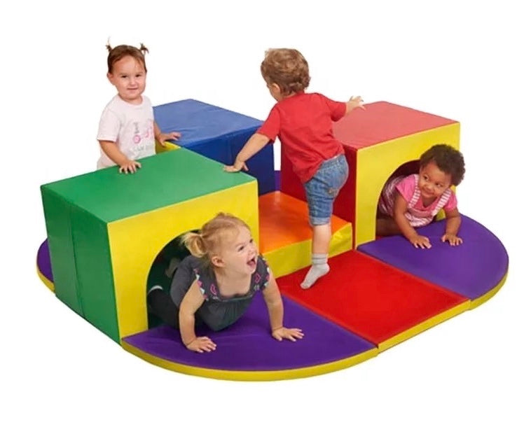 Soft Play Block Tunnel 3