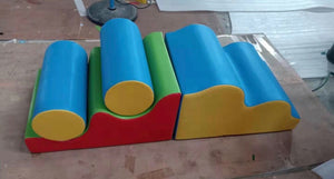 Soft Play Waves and Rolls
