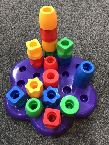 Stacking Shapes