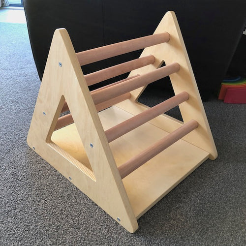 Wooden Climber Triangle