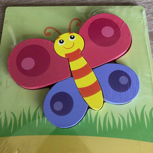Junior Wooden Puzzles