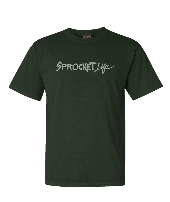 Sprocket Life Logo Tee