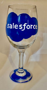 Wine Glass - Sales Force