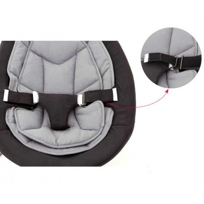 Multi-function Baby Cradle Swing Leaf Shape Baby Rocking Chair (BAY0141)