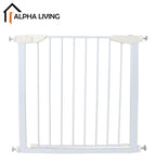 Baby Safety Gate Auto Close Lock Two Way Opening Doorways 74cm - 78cm (GDN0005)