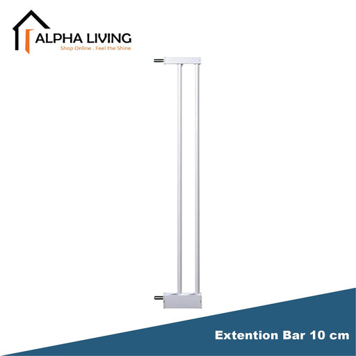Premium Baby Safety Gate Extension Only -10cm  (GDN0004)