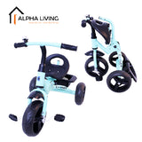 Kids Folding Tricycle Children Lightweight Foldable Bicycle (TOY0090)