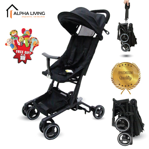 Compact Mini Stroller Flight Cabin Size (BAY0156)