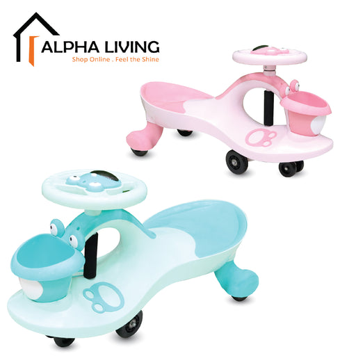 Kids YoYo Car Children Plasma Swing Car Ride-On (TOY0061)