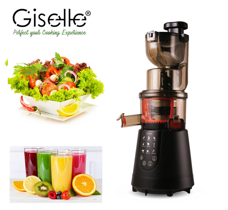 Giselle Big Mouth Slow Juicer, Salad Maker, Ice cream Maker (KEA0355)