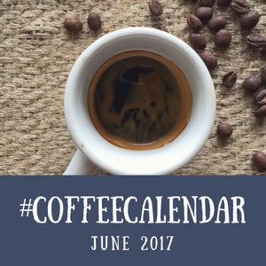 OCEANA #COFFEECALENDAR JUNE 2017