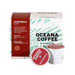 SINGLE-SERVE GUATEMALAN K-CUPS FRESH ROASTED COFFEE by OCEANA