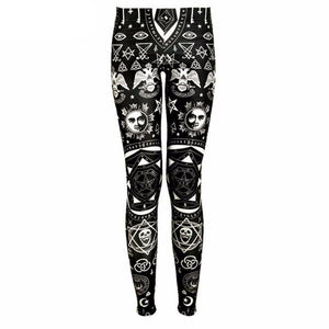 Black Magick Leggings