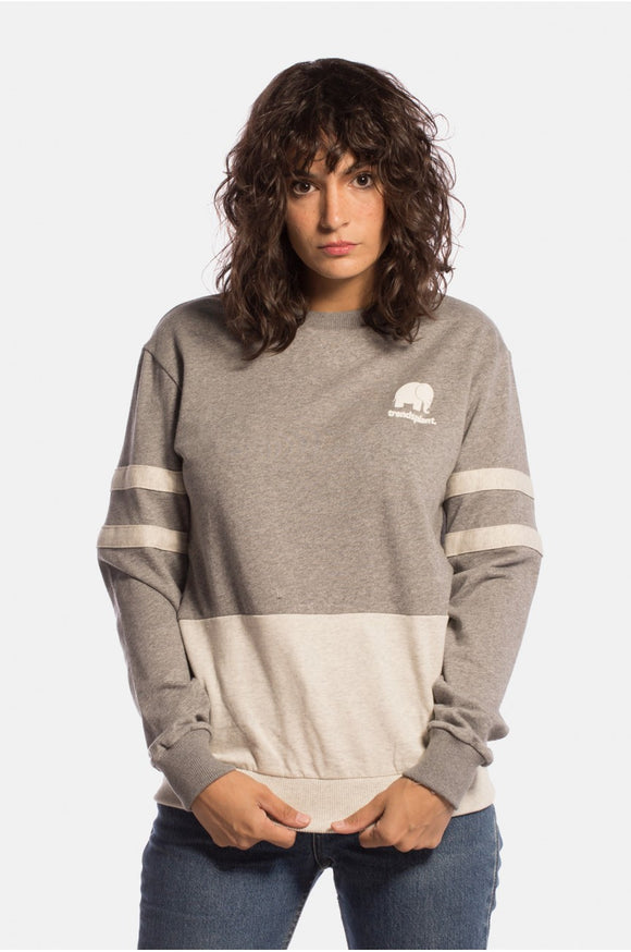 The 70.30 Sweater Heather Grey