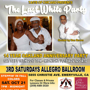 The Last White Party 2017