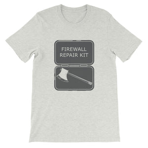Firewall Repair Kit t-shirt